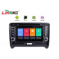Quality Android 8.1system Audi Dvd Player , Ublox 6 Android Car Dvd Player Gps Navigation for sale