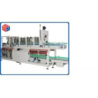 Quality High Performance Bottle Case Packer Machines Case Forming 50 / 60Hz Frequency for sale