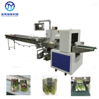 Buy cheap Fruit Vegetable Packing Machine 600 Model Full SS from wholesalers