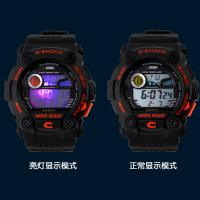 Quality Shock Resistant Digital Wrist Watch / Digital Alarm Sport Watch with ABS for sale