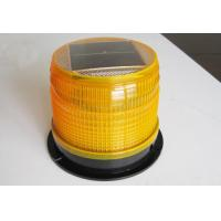 Solar Powered Flashing Tower Warning Light With Factory Price Aviation Warning Light For High-Rise Building