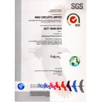 Linked Electronics Co., Limited Certifications