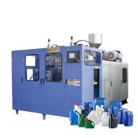 Quality 3000BHP Automatic PET Bottle Moulding Machine / Blowing Machine 200mm Mold Thickness for sale