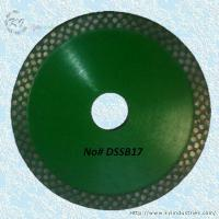 Quality Continuous Rim Diamond Circular Saw Blade - DSSB17 for sale