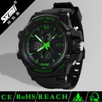 Quality Plastic Case Multifunction Sport Watch For Woman , Digital Wrist Watches for sale