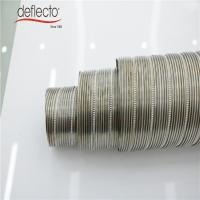 Quality HVAC Parts Stainless Steel Air Duct Bellows Corrosion Resistant 100mm - 200mm Diameter for sale