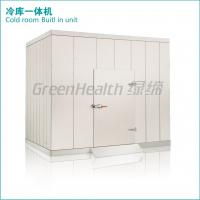 Buy cheap -18~-22℃ Walk In Freezer Room For Meat Frozen Chicken With 2 Years Warranty from wholesalers