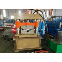 Buy cheap YX-400 Building Material Ridge Cap Roll Forming Making Machine 3kw Power from wholesalers