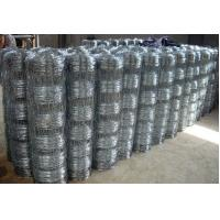 Buy Hinge Joint Poultry Field Wire Fence Netting With Hot Dip Galvanized Wire at wholesale prices