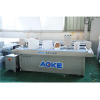 Quality Flatbed Digital Cutter / Paper Box Making Machine With Safety Guard System for sale