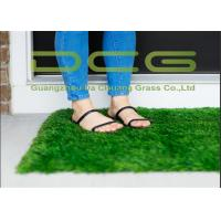 Quality 30 Mm Pile Height Fake Artificial Grass Carpet With PP Coating Backing for sale
