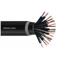 China Copper Conductor PVC Insulated Multicore Control Cables , Steel Wire Armored Cable on sale