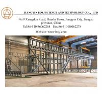 Quality Fast Assembly Prefab Light Steel Structure Villa House Roll Former Machine for sale