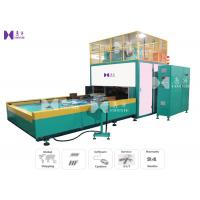 Quality CE 25KW Car Heel Mat Welding Machine 27.12MHZ Frequency Press Board Installed for sale