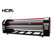 Quality Roll Fabric Heat Transfer Printing Equipment 120 - 150 M / H 12 Month Warranty for sale