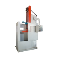 Buy cheap IGBT Vertical Induction Hardening Machine Tools For Roller Quenching from wholesalers