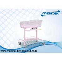 CE approved Pediatric Hospital Beds Transparent Baby Crib Colourful body