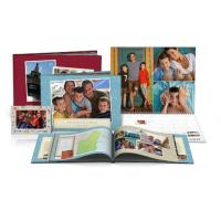 Best Professional Magazine / Brochure / Photo Book Printing with Frosting, Embossing Textures and Patterns wholesale