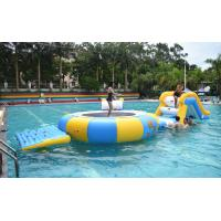 China Mini Inflatable Floating Water Park Equipment For Swimming Pool on sale