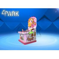 Quality Coin Operated Children Electric Game Machine Hammer Simulator For Game Center for sale