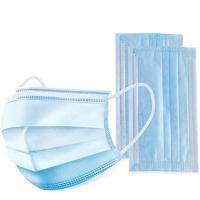 China Biodegradable Antibacterial Face Mask Earloop Style Ultra Soft Dispsoable on sale