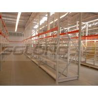 Industrial Storage Racks Heavy Duty Metal Shelving U Shape Upright Protectors for sale