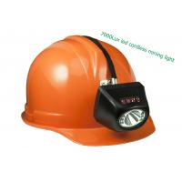 China Underground coal cree cordless mining lights with digital display screen on sale
