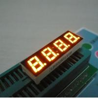 China Four Digit Seven Segment Common Cathode LED Display For Digital Indicator 0.28 Inch on sale