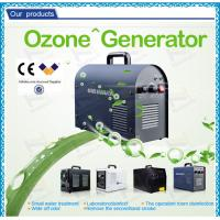 Quality Corona gas Household Ozone Generator for car / electrolytic ozone generation for sale