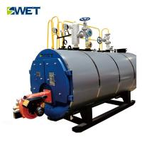 Quality No Pollution Emission Mini Diesel Steam Boiler High Thermal Efficiency for sale