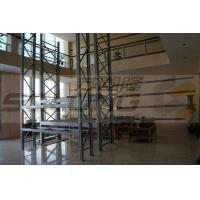 Recyclable Heavy Duty Pallet Racking System Industrial Shelving Units for sale