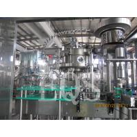 Best BGF6-6-1 Stainless Steel Bottle Beer Filling Machine with Twist Off Cap wholesale