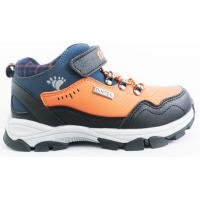 Best Antiskid Adult Mountain Hiking Boots Upper PU  MESH MD Outsole Size 30 - 35 wholesale