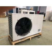 Quality Heating Capacity 7kw 12kw Heat Pump Central Heating , Meeting Solar Low Temperature Heat Pump for sale