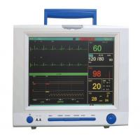 Quality Bedside Multi - parameter Portable Patient Monitor with ECG , RESP , NIBP for sale