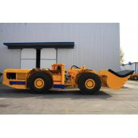Quality Load Haul Dump Diesel LHD underground haul truck 21MPa Operating pressure for sale
