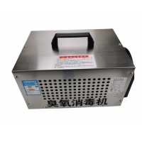 Quality 40g Manual Commercial Ozone Generator 5000mg Air Purifier Deodorizer Sterilizer CE Breeding Base for sale