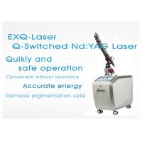 Quality Beijing Sincoheren Updated Q Switched Nd yag laser factory 1064nm 532nm Melasama for sale