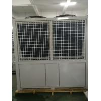 Quality Energy Efficient Air To Water Heat Pump 60 Degrees 72kw / Air Source Heat Pump for sale
