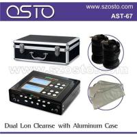 Quality Dual Ion cleanse with aluminum case for sale