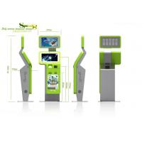 Quality Motion Sensor and Air Conditioner Multimedia Kiosk for Internet / Information Access for sale
