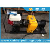 China 8T Wire Rope Winch Cable Pulling Tools on sale
