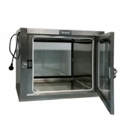 Quality Embedded Gate Cold Rolled Steel / Stainless Steel 304 Cleanroom Pass Box for sale