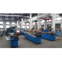 Quality 10 Forming Stations Drywall Stud And Track Forming Machine  Producting C Z U L Channel for sale