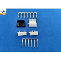 Quality 5.08mm Pitch Disk Drive Power Connector, Male Crimp Housing Wire to Wire connector for sale