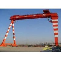 Best 148KW 450t Electric Gantry Crane for Shipbuilding QM 450T - 38M - 28M wholesale