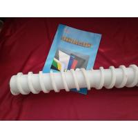 China Abrasion Resistance Spiral Conveyor Rollers UHMW-PE Conveyor Belt Tracking Devices on sale