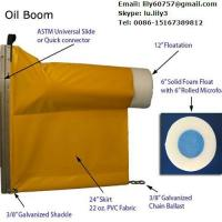 Quality The PVC Coated Super Swamp Containment Boom for sale
