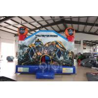 Quality Inflatable Transformers Bumblebee Bouncer for sale