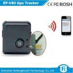 Quality Smart manual gps vehicle tracker rohs with noise sensor and vibration sensor alarm rf-v8s for sale